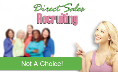 Direct Sales Recruiting